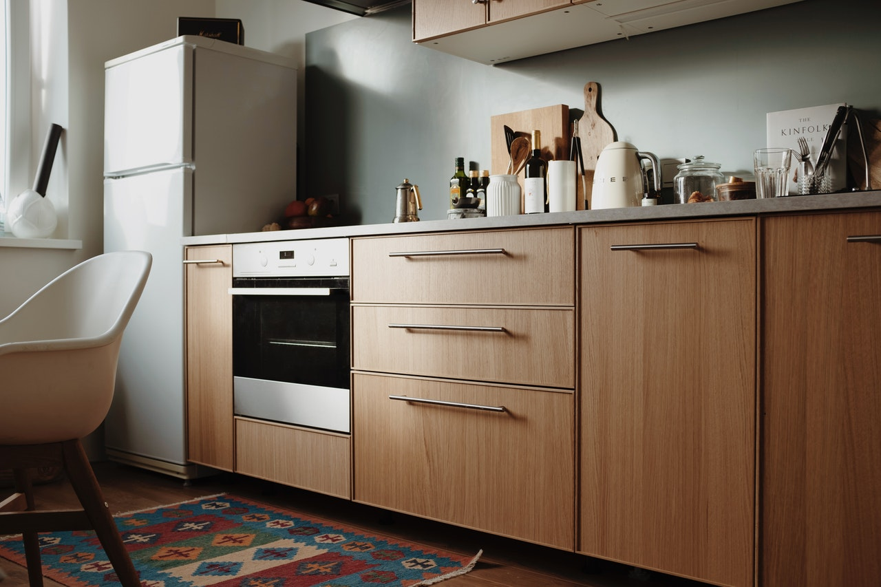 wood kitchen counters