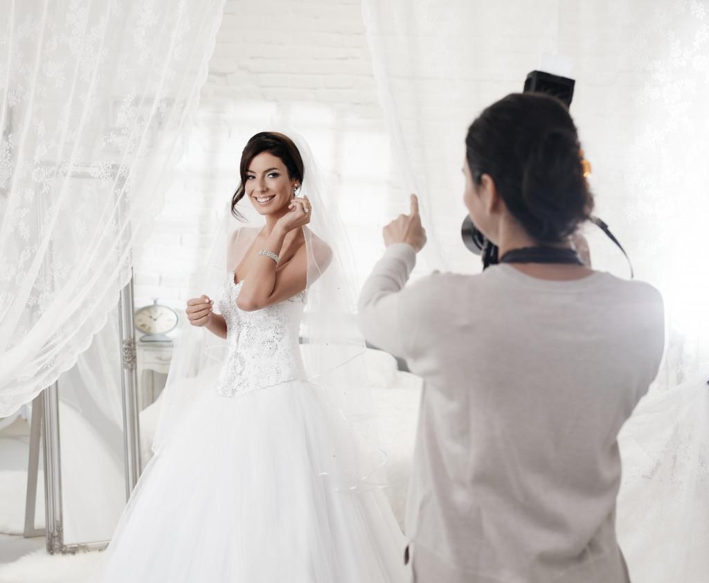 bride pictorial