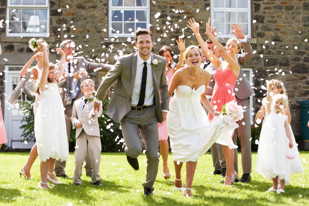 post wedding celebration